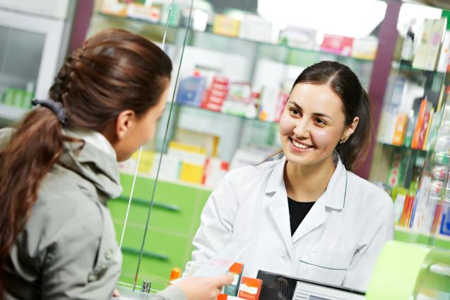 Pharmacy Reception